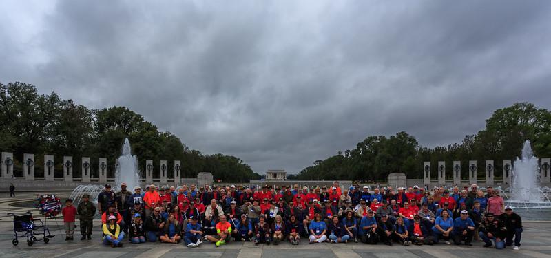 WWII Memorial Oct 2017