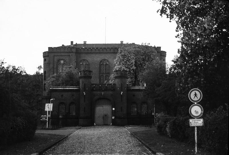 Spandau Prison 1986