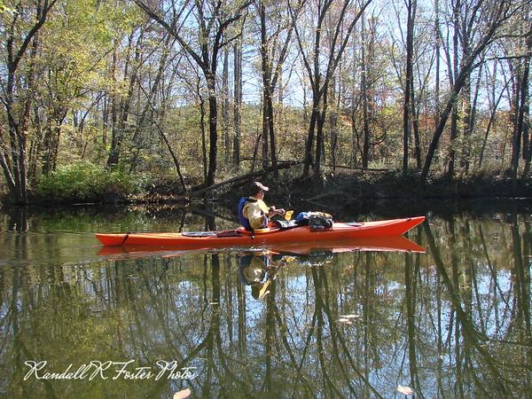 John's River Paddle 10/02/08