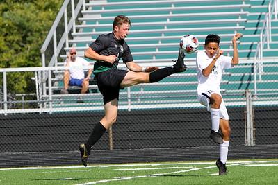 20200905 Boys Soccer - Lake Catholic v Aurora