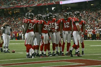 Falcons vs 49ers