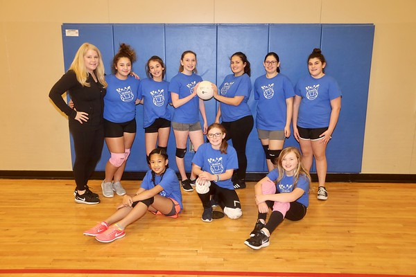 Queens Volleyball