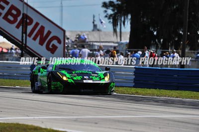2012-03-17 FIA WEC ALMS 60th Annual 12 Hours of Sebring Walkover Bridge & Turn 7 Hairpin