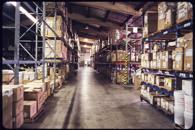 Cobe Color Cosmetics, Inc., Montebello, 2004