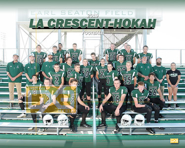 La Crescent-Hokah football FB19