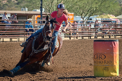 2/8/18 - SY Barrel Racing