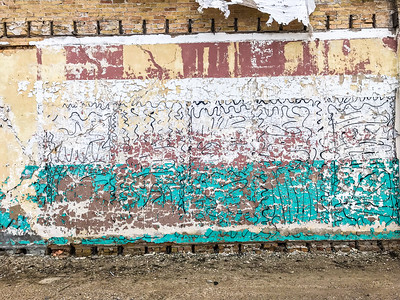 Wall advertising signs (Ghost signs)