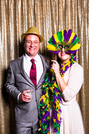 Carolyn & Dusty's Wedding Photobooth!