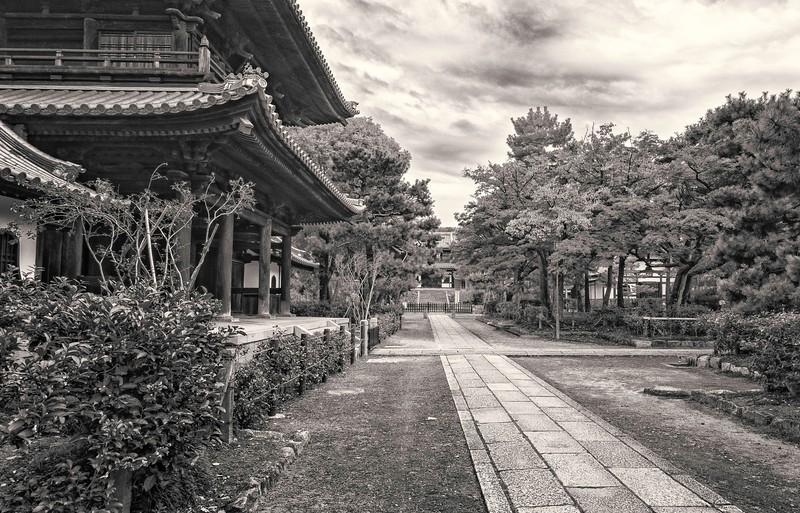 Autumn in Kenninji