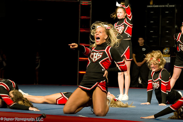 CHS Comp Cheerleaders 3-31