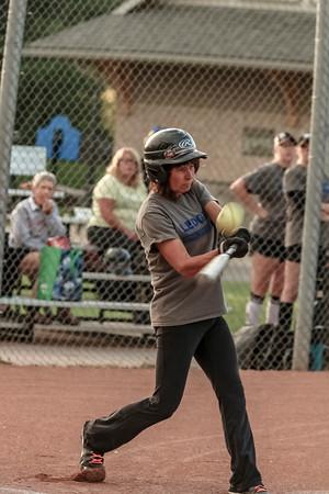2018 Women's Baseball Playoff Team - Ledger Steel Systems Inc