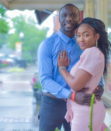 Manny & Oyinda Engagement Photos