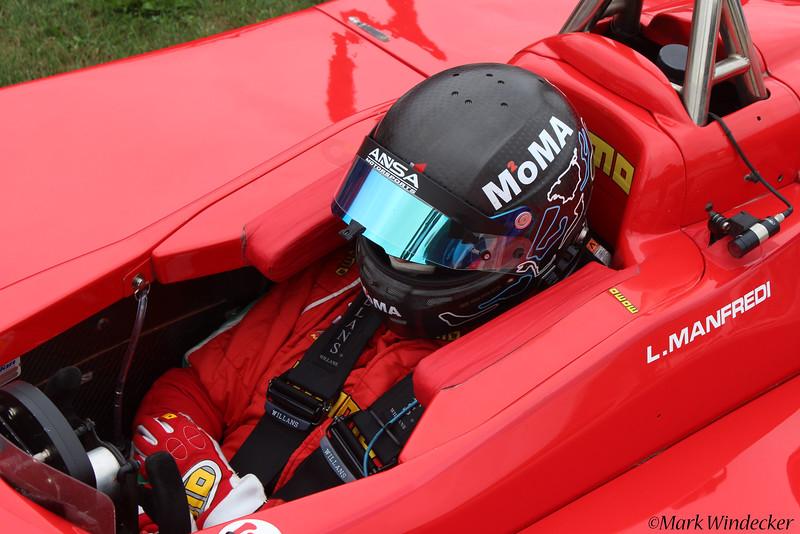 L2 Ludovico Manfredi(M) ANSA Motorsports