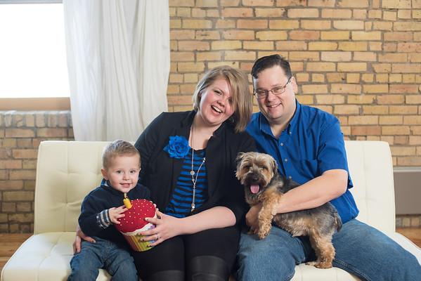 Miller family 2014
