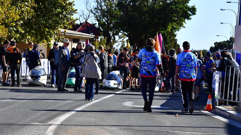 2018 Loxton Pedal Prix Start