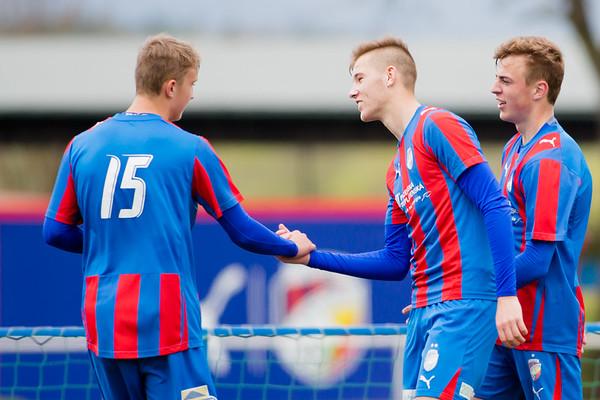 U16: Plzeň - Bohemka 4:0