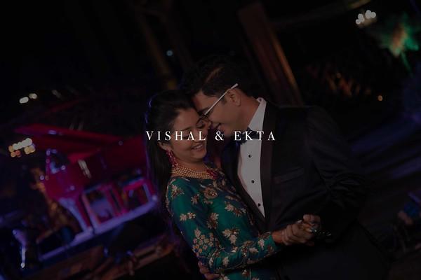 Vishal and Ekta | Ahmedabad
