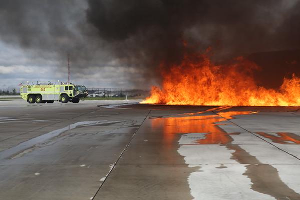 O'Hare International Airport Disaster Drill September 13, 2014