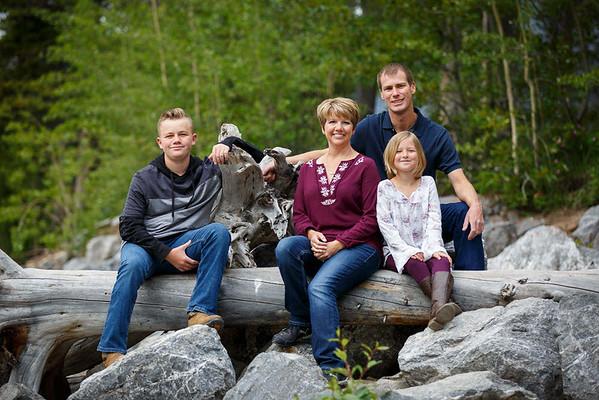 Skye's family