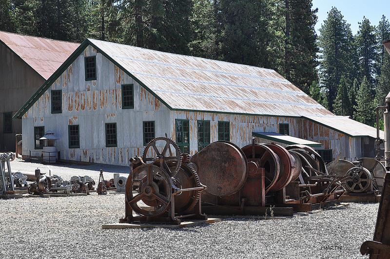 mine yard 8-3-2009.jpg