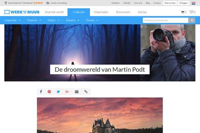Blog artikel Werk aan de Muur (Dutch)
