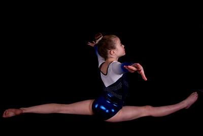 Lisa the gymnast