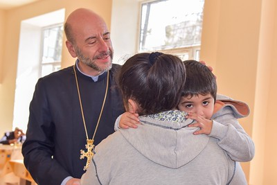 Diocesan Primate Visits FAR Projects in Armenia, March 2019
