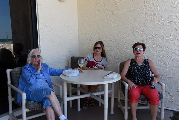 Don Walls Family Visit May 2017