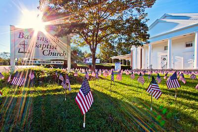 Barrington Baptist 9/11 Memorial