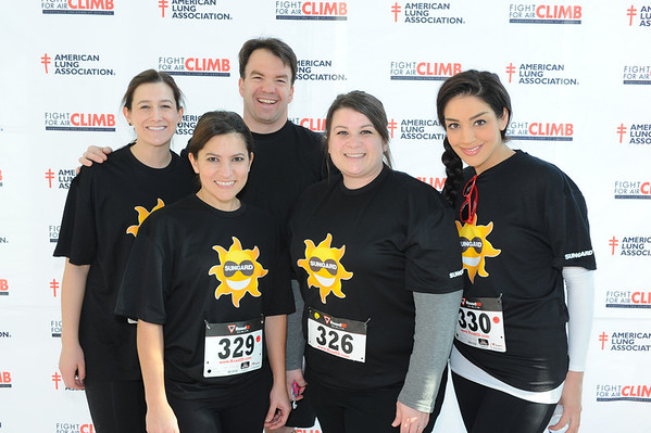 2014 Fight for Air Climb - Oakbrook Terrace