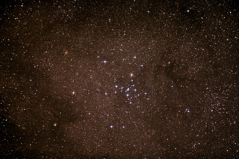 Messier M7 - NGC6475 - Ptolemy's Cluster in Scorpius