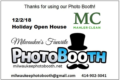 12/2/18 Mahler Clean Holiday Open House