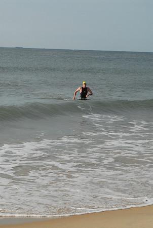 2010 Ocean Community YMCA Sprint Triathlon - SWIM