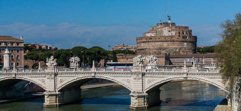 Castel & Pont Sant'Angelo