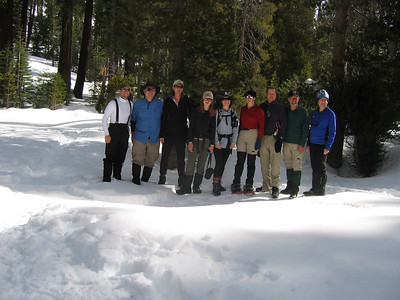 Yosemite Snow 2006