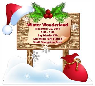2019 Winter Wonderland at Bay District