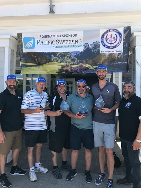 MSA Golf Tourney 2018