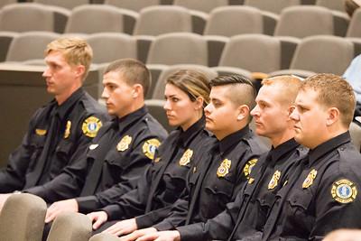 Wichita Fire Department March 2017 Recruit Graduation