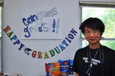 Fox Graduation & Party