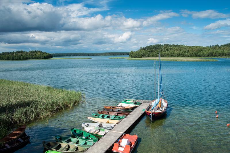 Lake Wigry, Suwalskie Region, Poland