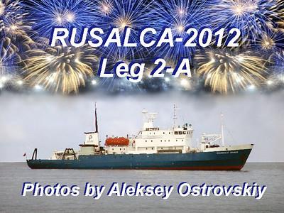 RUSALCA 2012 Ostrovskiy Photos