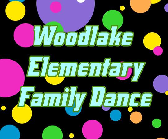 Woodlake Elementary Family Dance