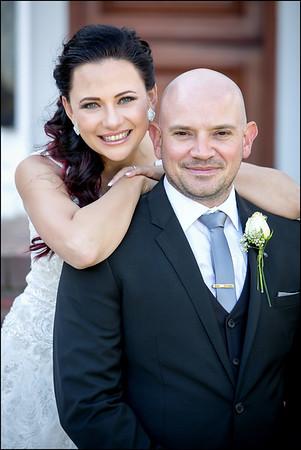 Dan and Yvette