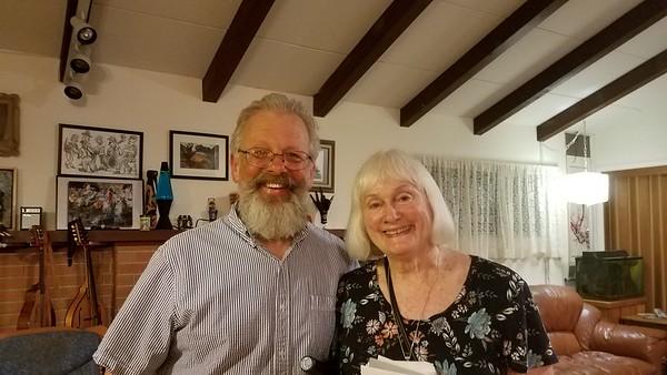 Carol's 80th birthday