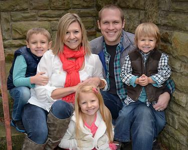 Osterman Family Portraits: 11-9-13