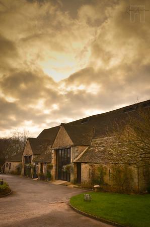 The Great Tythe Barn , Tetbury