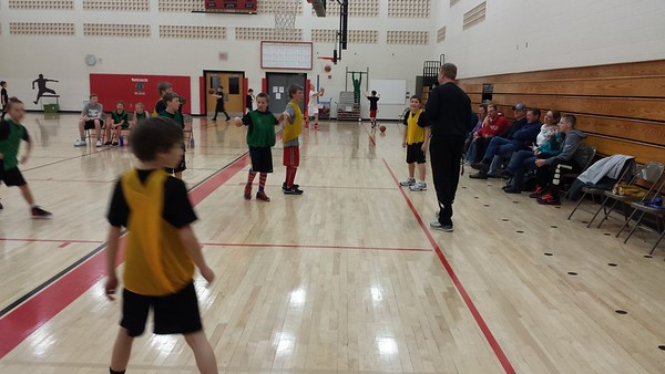 3rd Grade Basketball