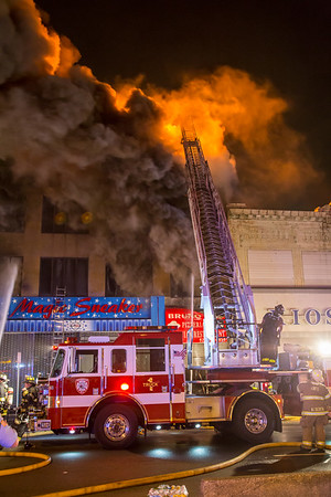 Passaic NJ 7th Alarm, 684 Main Ave. 07-23-17
