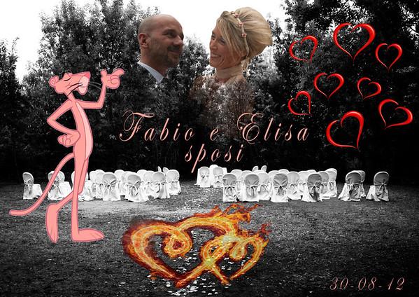 "Fabio & Elisa ""mariage"""