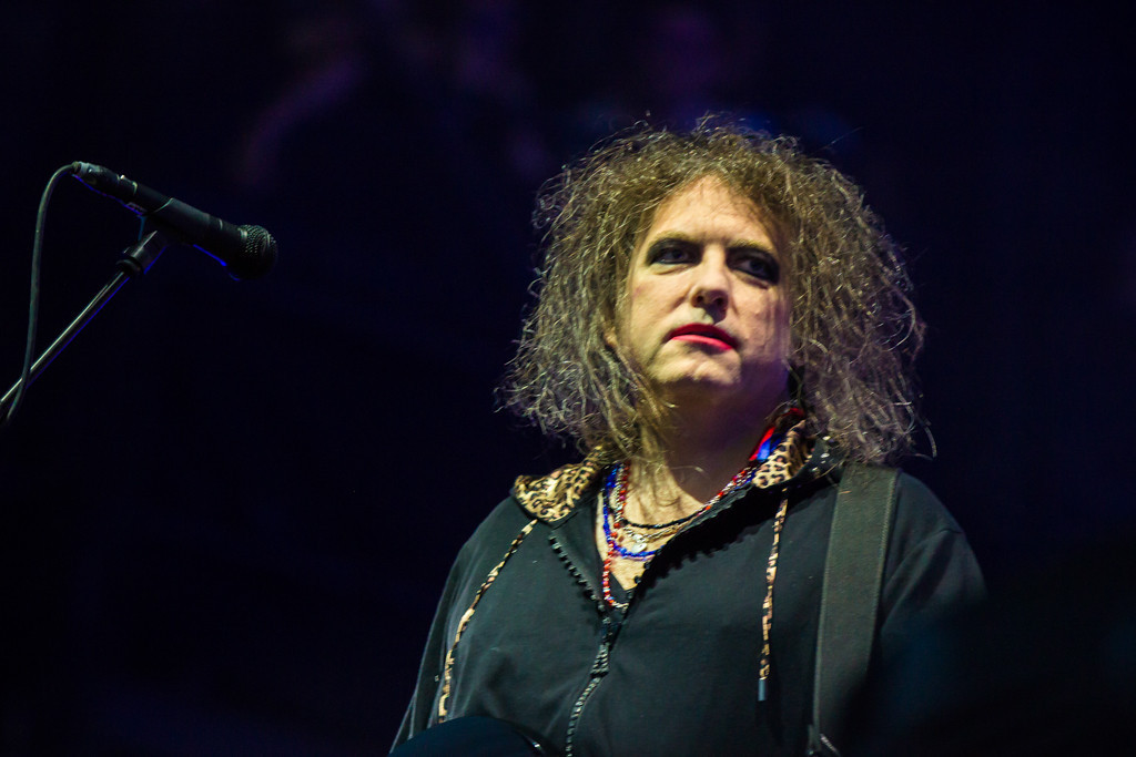 . The Cure closed out the final night of the Red Bull Sound Select Stage